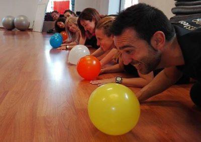 Curso Pilates Niños