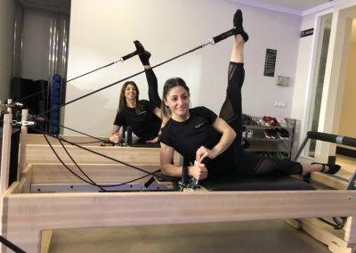 Cursos Pilates Máquinas