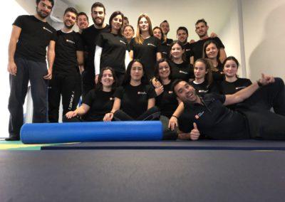 Curso Pilates Suelo para Fisioterapeutas en Lugo  (19-20 Enero 2019)