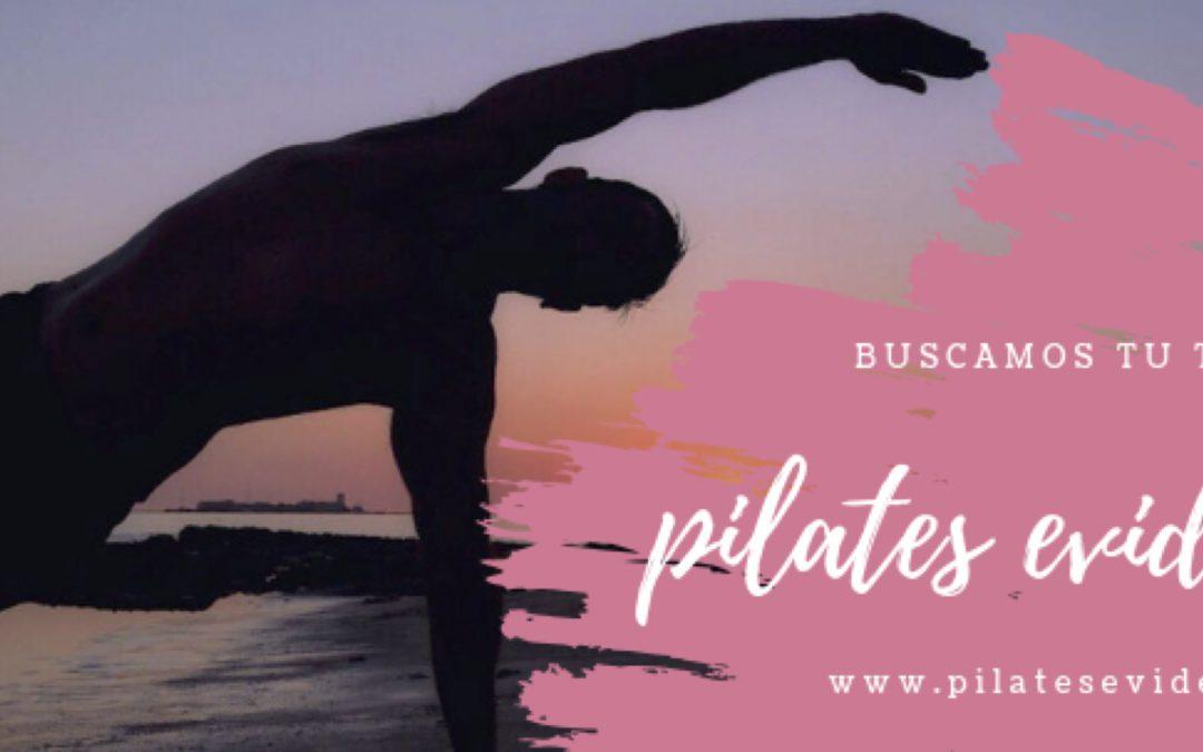 ¿Te interesa ser un profesional del Pilates? ¡Buscamos tu talento!
