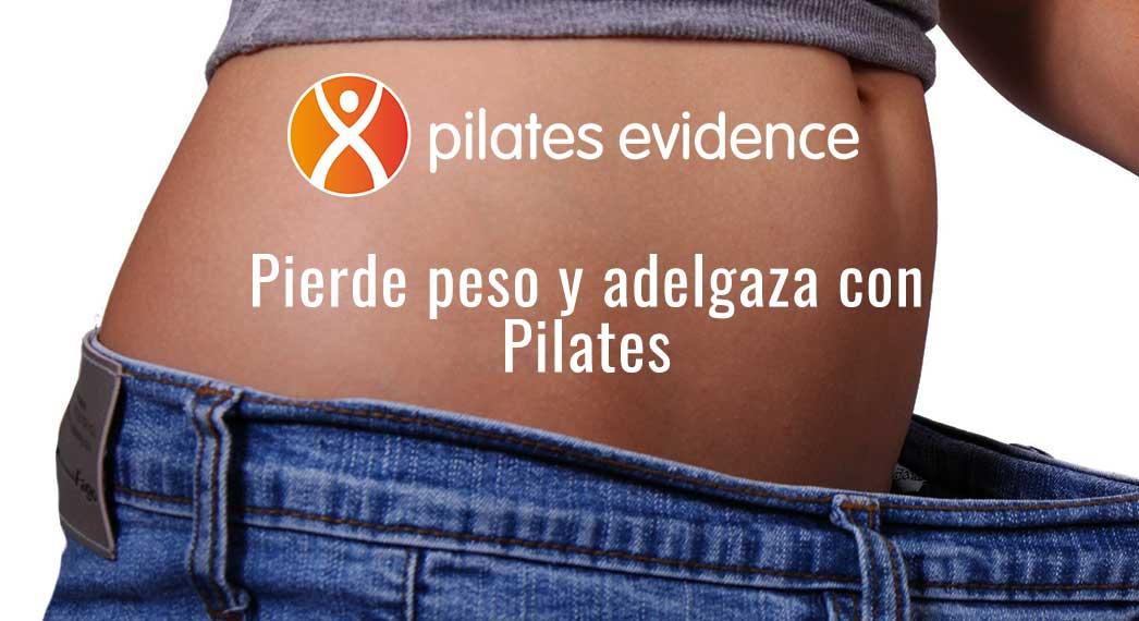Pierde peso y adelgaza con Pilates