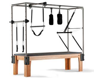 máquina de pilates cadillac