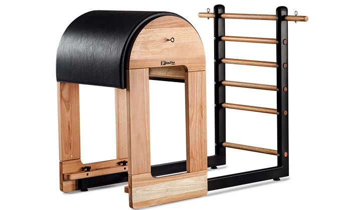 máquina de pilates ladder barrel 2