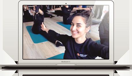 Rafa Humanes, Certified Pilates Teacher, ofrece formación VIP
