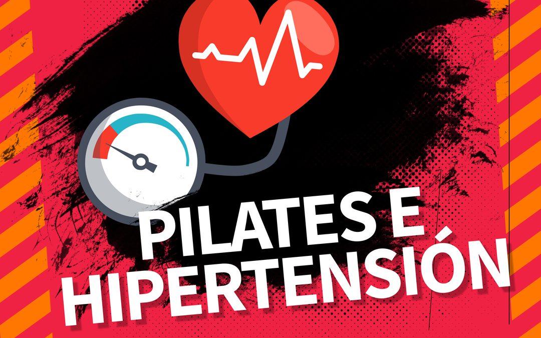 PILATES E HIPERTENSIÓN